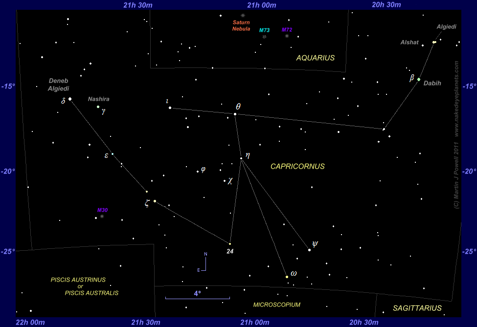 asteroid tracking map - photo #49